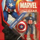 Marvel Universe 2013 CLASSIC CAPTAIN AMERICA FIGURE 004 3 3/4 Inch Avengers