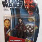 Star Wars 2013 QUEEN AMIDALA FIGURE MH17 Phantom Menace Zip-Line Padme