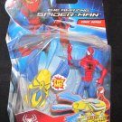 Amazing Spider-man 2012 MEGA CANNON SPIDEY FIGURE Marvel Universe