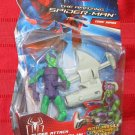 Amazing Spider-man 2012 GLIDER ATTACK GREEN GOBLIN FIGURE Movie Marvel Universe