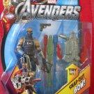 Marvel 2012 Avengers ULTIMATE HAWKEYE FIGURE 05 Universe 3 3/4 Inch