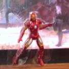 Marvel Universe 2012 AVENGERS VARIANT IRON MAN Figure Loose Target Exclusive