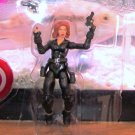 Marvel Universe 2012 AVENGERS VARIANT BLACK WIDOW Figure Loose Target Exclusive
