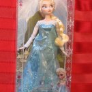 Frozen 2013 DISNEY STORE ELSA DOLL 12 Inch Barbie Size Figure Exclusive Arendele