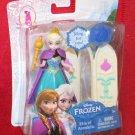 Disney Frozen 2013 MAGICLIP ELSA OF ARENDELLE & VANITY DOLL 4 Inch Figure Mattel
