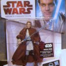 Star Wars TLC 2010 OBI-WAN KENOBI FIGURE BD06 Phantom Menace HK-50 Jedi Knight