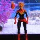 Marvel Legends 2015 Allfather Wave CAPTAIN MARVEL FIGURE Loose Carol Danvers Ms.