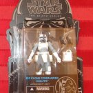 Star Wars 2015 COMMANDER WOLFFE FIGURE 12 Clone Wars Black Series