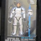 Star Wars Black 2015 STORMTROOPER HAN SOLO FIGURE 6 Inch 09 Collector Series Disguise
