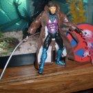 Marvel Legends 2004 X-MEN VARIANT GAMBIT FIGURE Loose 6 Inch ToyBiz Boxed Set