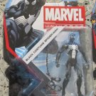 Marvel Universe 2013 BLACK COSTUME SPIDER-MAN FIGURE 007 3 3/4 Inch