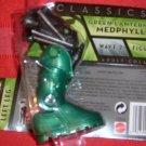 DC Universe 2011 Green Lantern STEL BAF LEFT LEG PIECE (Medphyll) DCUC Naut Kei Loi