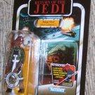 Star Wars TVC 2012 MON CALAMARI REBEL PILOT FIGURE VC91 Vintage A-wing Return of Jedi