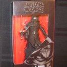 Star Wars Black 2015 KYLO REN FIGURE 6 Inch Collector Series 03 Force Awakens