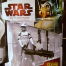 Star Wars TCW 2009 ARF TROOPER CLONE Figure CW10 Animated Series