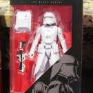 Star Wars Black 2015 FIRST ORDER SNOWTROOPER FIGURE 6 Inch 12 TFA Stormtrooper