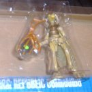 "Star Wars 2011 GEONOSIAN WARRIOR FIGURE Loose Republic Commando Set 3 3/4"" TRU"