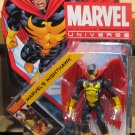 Marvel Universe 2011 DEFENDERS NIGHTHAWK FIGURE 018 3 3/4 Inch