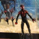 """Marvel Legends 2016 MILES MORALES SPIDER-MAN FIGURE Loose 6"""" Space Venom Wave"""