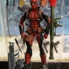 Marvel Legends 2016 X-MEN DEADPOOL FIGURE Loose 6 Inch Scale Juggernaut Wave