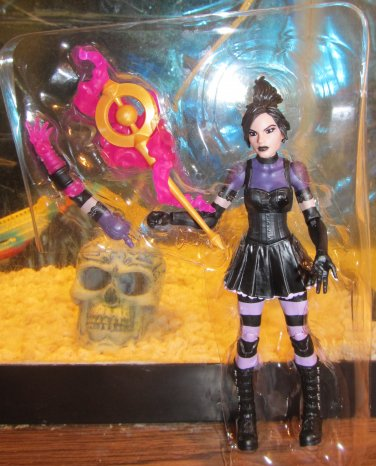"Marvel Legends 2016 RUNAWAYS NICO MINORU FIGURE Loose 6"" Dormammu Dr. Strange"