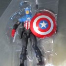 Marvel Universe 2011 BUCKY CAPTAIN AMERICA FIGURE Loose Comic Packs Avengers