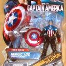 Marvel Universe 2010 HEROIC AGE CAPTAIN AMERICA FIGURE 05 Bucky Barnes