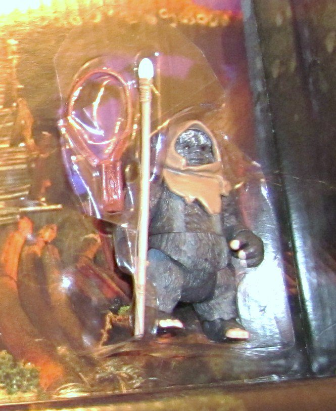 Star Wars 2012 EWOK NANTA FIGURE Loose Return of the Jedi Pack TRU Exclusive