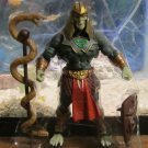 Masters of the Universe 2014 BATTLE ARMOR KING HSSSS FIGURE Loose MOTU Hiss