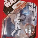 Star Wars TAC 2007 IMPERIAL STORMTROOPER FIGURE 3 3/4 Inch A New Hope 30th Anniversary