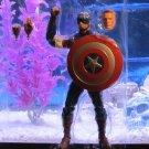 "Marvel Legends 2015 AOU CAPTAIN AMERICA FIGURE Loose 6"" Avengers Thanos Wave"