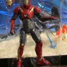 "Marvel Legends 2017 IRON MAN SENTRY FIGURE Loose 6"" Spider-man Homecoming Armor"