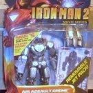 Marvel Universe 2010 IM 2 AIR ASSAULT DRONE FIGURE 17 Iron Man Avengers