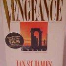 NOVEL VENGEANCE BY IAN ST. JAMES/RICH MAN PLANS REVENGE