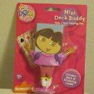 DORA THE EXPLORER PLAYING CARDS DECK BUDDY W/CARDS