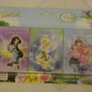 BRAND NEW DISNEY TINKERBELL & FRIENDS 3 BOXES CRAYONS