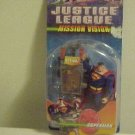 NEW JUSTICE LEAGUE SUPERMAN MISSION ACTION FIGURE
