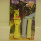 NEW DISNEY WINNIE THE POOH SIDEWALK CHALK & HOLDER