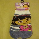 BRAND NEW DORA THE EXPLORER GIRLS SZ 4-6 SOCKS