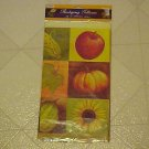 NEW THANKSGIVING PLASTIC PARTY TABLECOVER TABLECLOTH