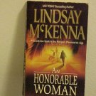 An Honorable Woman Lindsay McKenna 2003 Paperback Book
