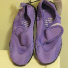 BRAND NEW PURPLE SIZE S 5/6 TODDLERS CHILDRENS WATER SHOES SAFE FOOTING IN OCEAN & LAKES