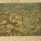 Vintage Aerial View of University Avenue Toronto, Canada Real Photo Postcard