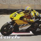 Colin Edwards M1 50th Anniv. Yamaha Racing Motocross Motorbike Poster SIGNED