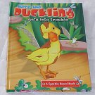 Brand New Dave The Baby Duckling Gets Into Trouble Childrens Sparkle Board Book