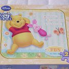 Brand New Disney Winnie The Pooh & Piglet Fun in The Sun 25 Piece Puzzle