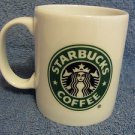 Advertising Starbucks 9 oz Ceramic Coffee Mug Cup Microwave & Dishwasher Safe
