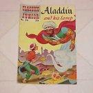 VINTAGE GOLDEN AGE CLASSICS ILLUSTRATED JUNIOR ALADDIN #516 COMIC BOOK
