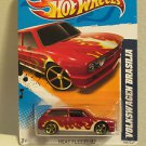 BRAND NEW in Package Hot Wheels Heat Fleet '12 Flame Deco Volkswagen Brasilia