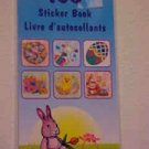 Brand New Easter Sticker Book 168 Bunny Eggs Chicks Stickers Kids Scrapbooking